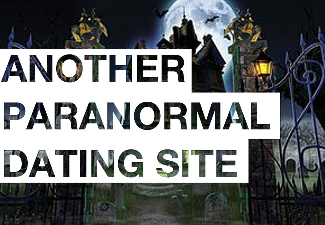 paranormal dating