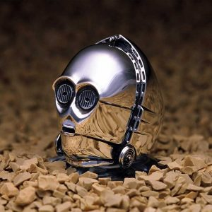 C-3PO ring. (Credit: J.A.P. Inc.)