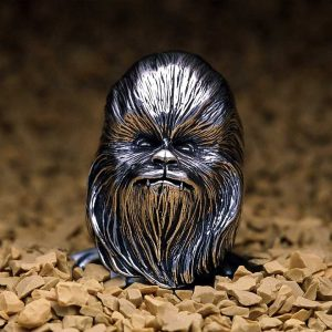 Chewbacca ring. (Credit: J.A.P. Inc.)