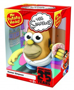 Mr. Potato Homer. (Credit: PPW Toys)