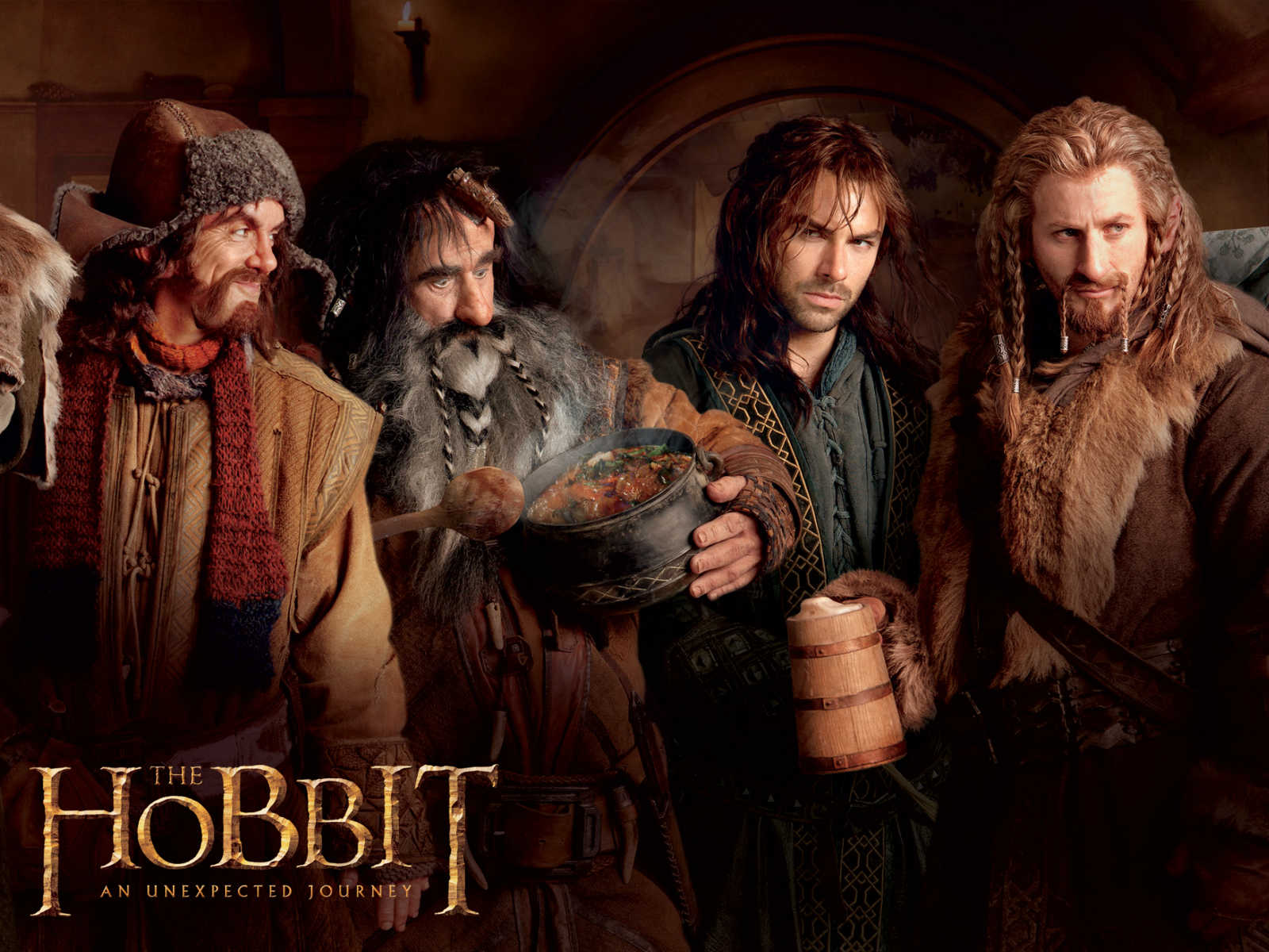 The Hobbit (credit: New Line Cinemas)