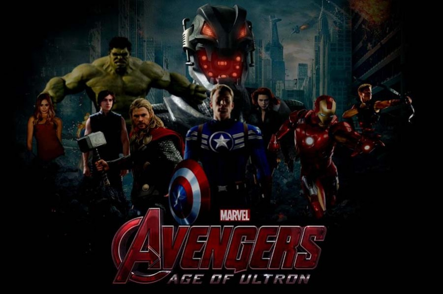 Age of Ultron mashup