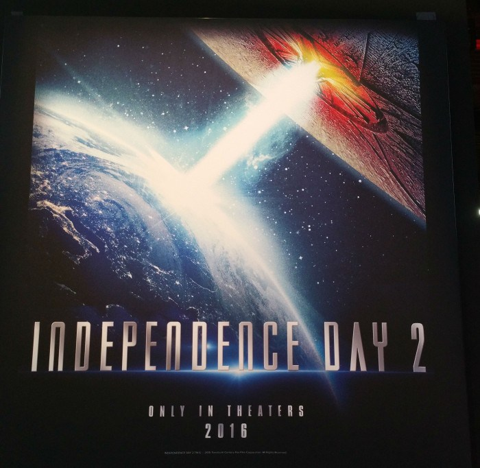 Independence Day Forever poster