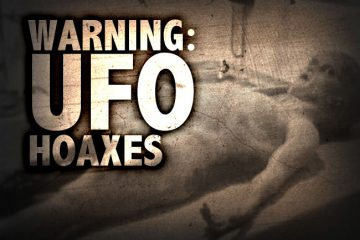 ufo hoaxes