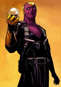 Civil War - Baron Zemo