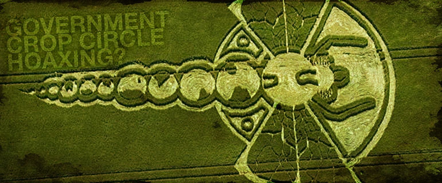 crop circles hoax or truth essay We've recently reported that a top canadian military official has revealed the truth about ufos news feed subscriber log in the truth about crop circles were the victims of a hoax: the crop circle makers who were being photographed by them were ordinary people after that.