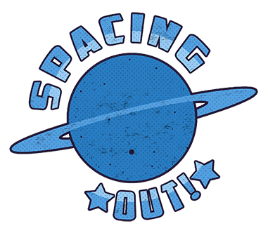 Spacing Out! Logo
