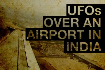 airport UFOs