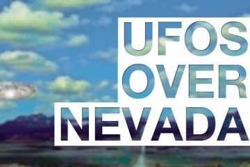 ufos over Nevada