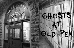 Ghosts at Old Pen