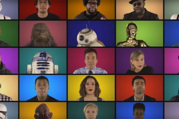 Star Wars a cappella