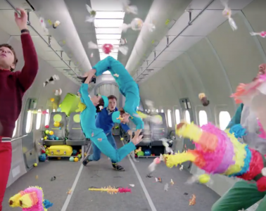 OK Go Upside Down Inside Out