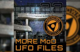 More MoD UFO Files
