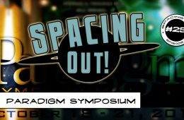 Spacing Out! at the Paradigm Symposium
