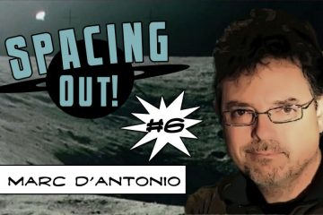 Marc D'Antonio on Spacing Out!