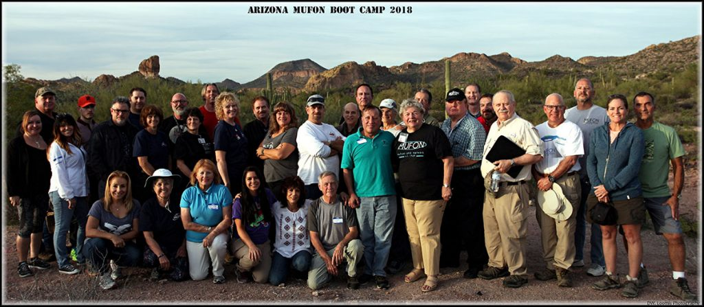 MUFON UFO Boot Camp