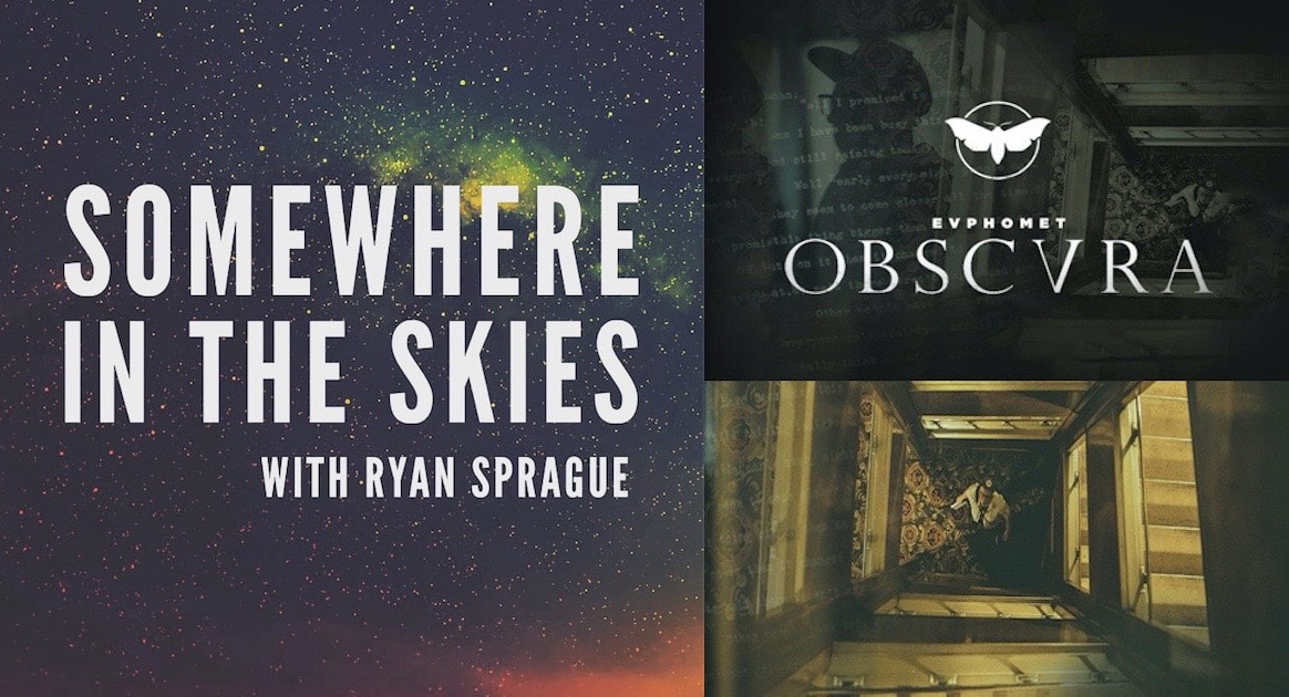 Somewhere in the Skies episode art
