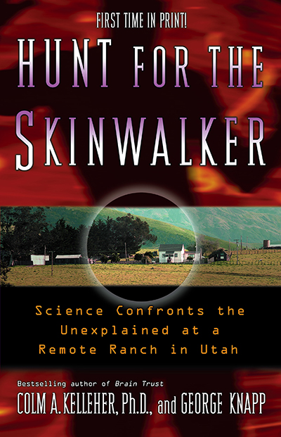 Hunt for the Skinwalker cover