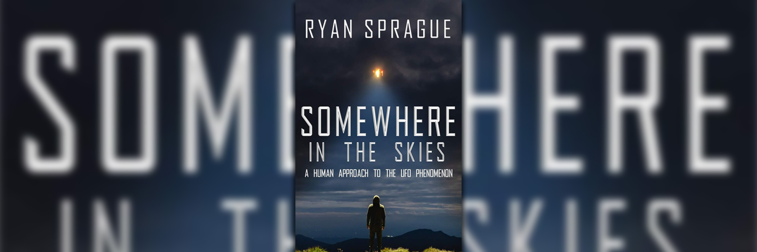 Somewhere in the Skies book cover